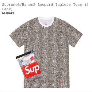 Supreme leopard two pack